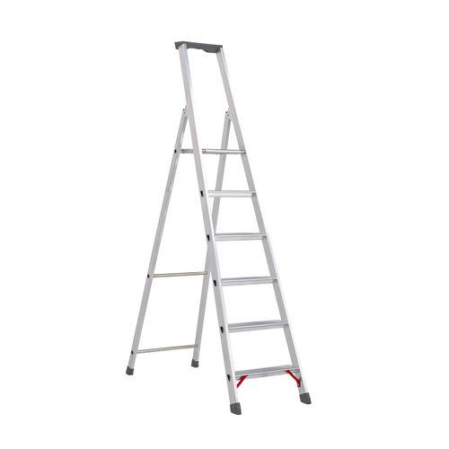 Altrex enkele trapladder Yara 6 niveaus
