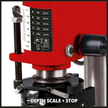 Einhell kolomboormachine TC-BD350 350W