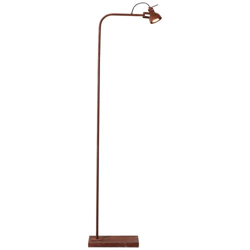 Brilliant lampe liseuse Jesper rouille
