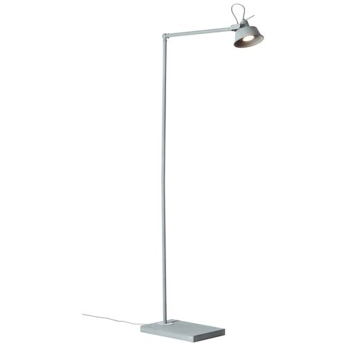 Brilliant vloerlamp Telma grijs GU10