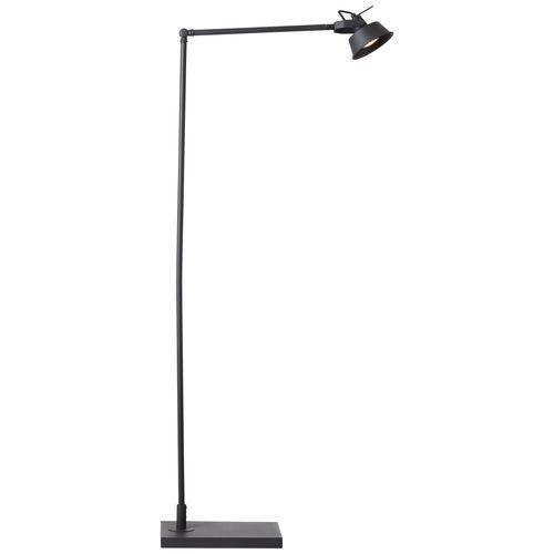 Brilliant vloerlamp Telma zwart GU10