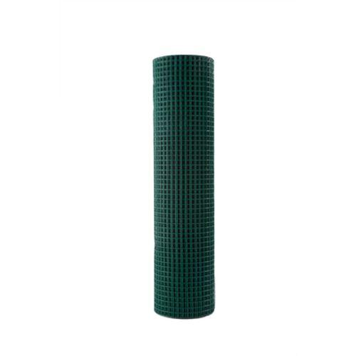 Giardino afrastering vierkant geplastificeerd 12,7 0,5x10m