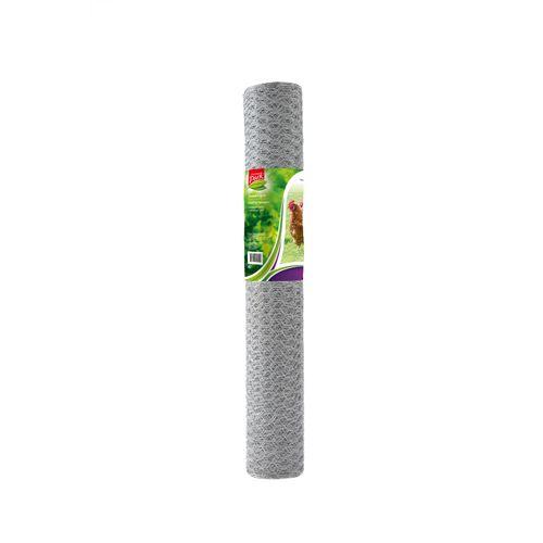 Giardino afrastering verzinkt 25 0,5x3m