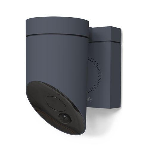 Somfy outdoor camera WiFi grijs