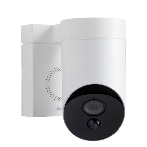 Somfy outdoor camera draadloos nachtzicht