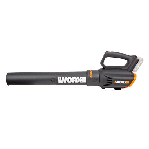 Worx bladblazer op accu 'Bare Tool WG574E.9' 20V 2Ah