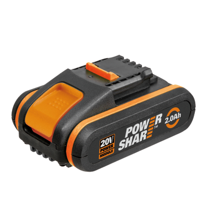Worx batterij 'WA3551' 20V 2Ah