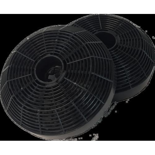 Electrum koolstoffilter ACK00157 zwart