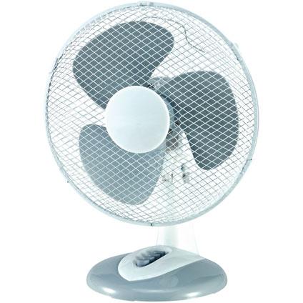 Baseline ventilator tafelmodel TX1201D 30cm wit