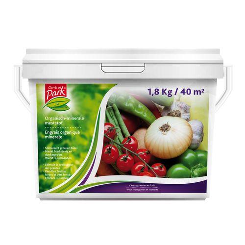 Central Park organische meststof Groenten en Fruit 1,8kg