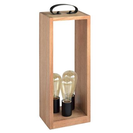 Lampe de table Seynaeve Factory 3x40W