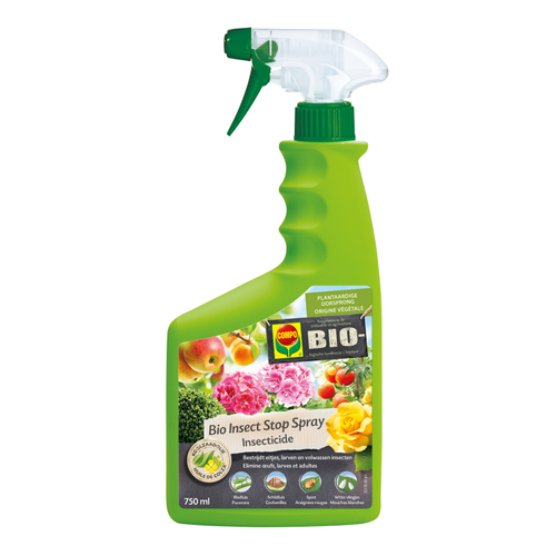 Insecticide spray bio Compo Insect Stop 0,75L
