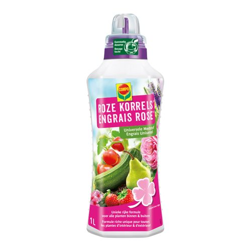 Engrais rose liquide Compo 1L