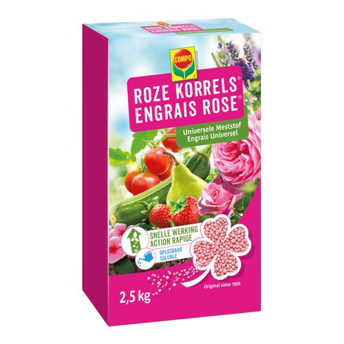 Compo Roze Korrels 2,5kg