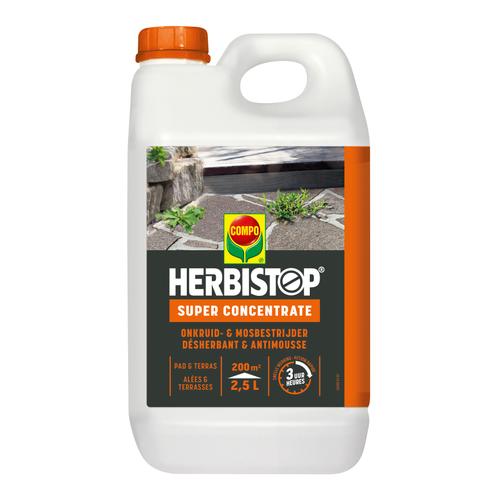 Compo Netosol Green Herbistop Super onkruidbestrijder pad & terras 2,5L 200m²