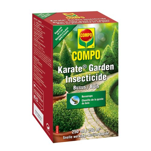 Insecticide Buis Compo Karate Garden Concentré 250ml