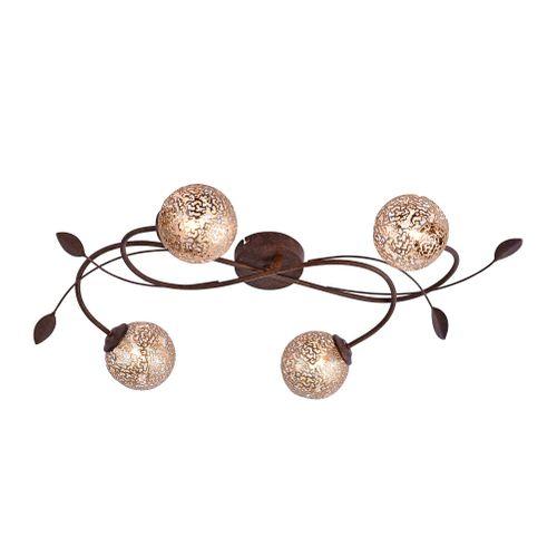 Paul Neuhaus plafondlamp Greta 4xG9