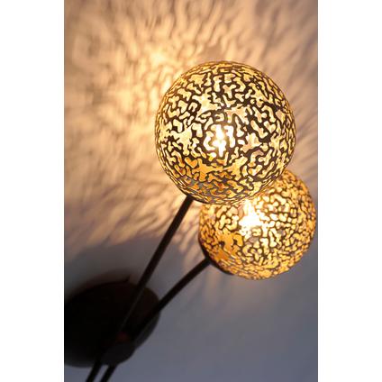 Paul Neuhaus wandlamp Greta 2xG9