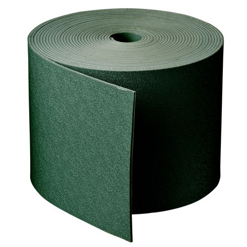Nature tuinborder PE groen 3mm - 10x0,15m