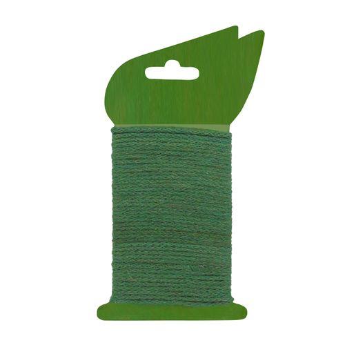 Nature flexibel bindtouw groen 55g 10m