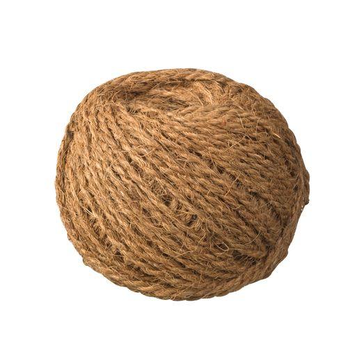 Nature kokostouw kastanjebruin Ø3,5mm – 50m