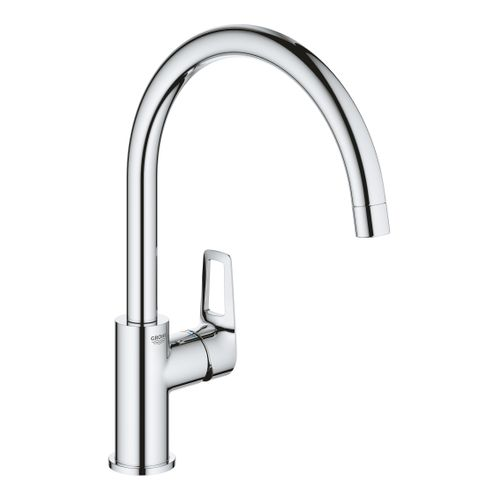 Mitigeur cuisine Grohe Start Loop chrome