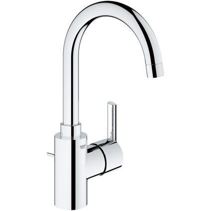 Grohe wastafelmengkraan Feel chroom