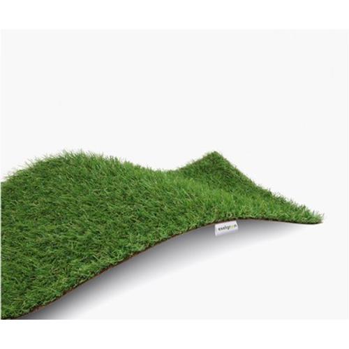 Gazon synthétique Exelgreen Supertouch à la découpe 15mmx4m