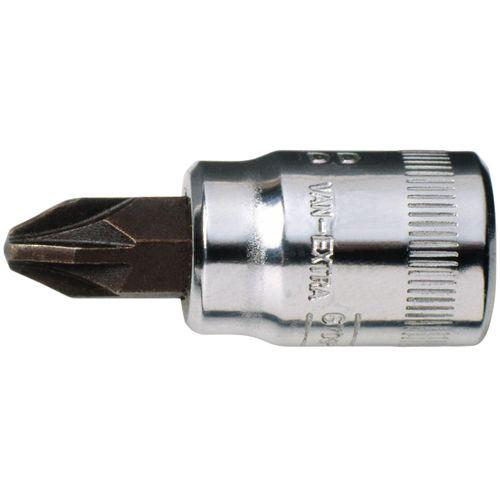 Schroevendraaierdopsleutels, voor Pozidriv® schroeven