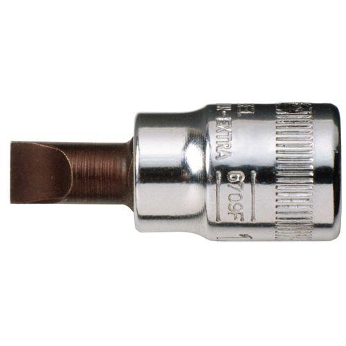 Schroevendraaierdopsleutels voor gleufschroeven
