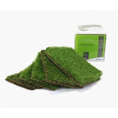 Exelgreen kunstgrasstalen voor tuin