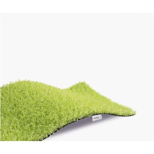 Gazon synthétique Exelgreen vert citron à la découpe 20mmx2m