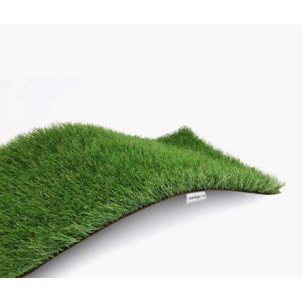Gazon synthétique Exelgreen Supertouch 35mm rouleau de 2x3m