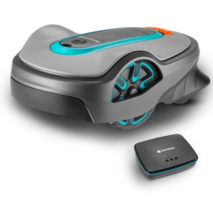 Tondeuse robot Gardena Sileno Life 1250 app 18V
