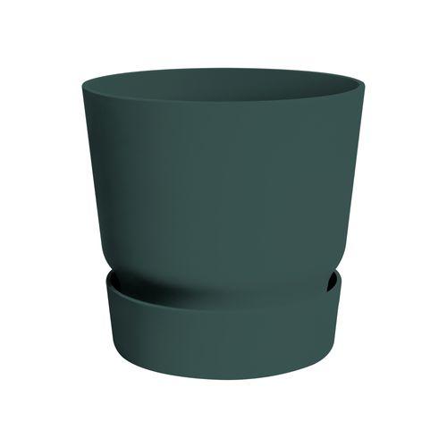 Elho bloempot Greenville rond 30cm blad groen