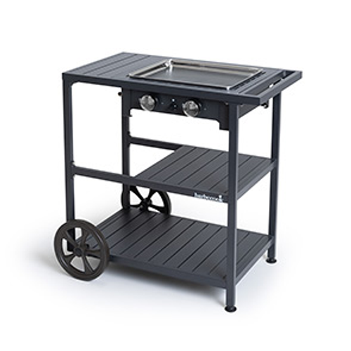 Barbecook plancha Victor Trolley 2,5kW