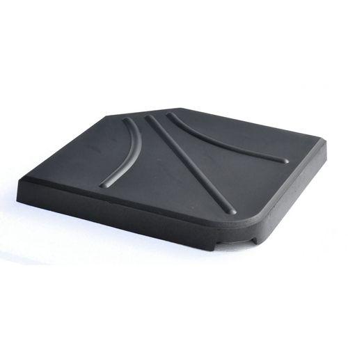 Pied de parasol Tuozi Gomo 25kg noir