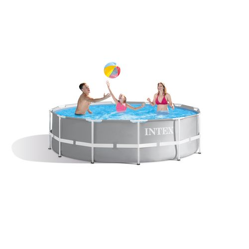 Intex zwembad Prism Frame Ø366x99cm