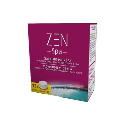 Zen Spa klaringstabletten voor spa 12 stuks