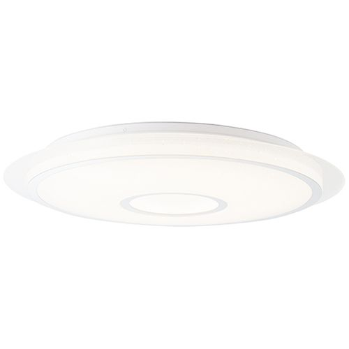 Plafonnier LED Brilliant Ronny blanc 36W