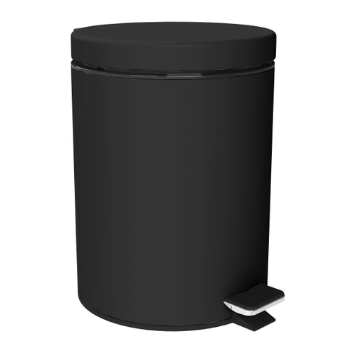 Allibert pedaalemmer Loft-Game RVS zwart mat 3L
