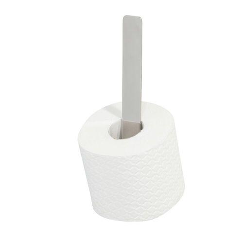 Porte-rouleaux papier toilette de réserve Tiger Colar en inox poli