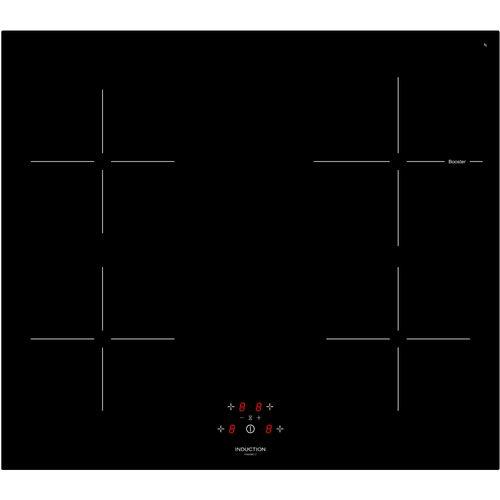 Plaque de cuisson à induction Electrum PA6041ITC noir 60cm