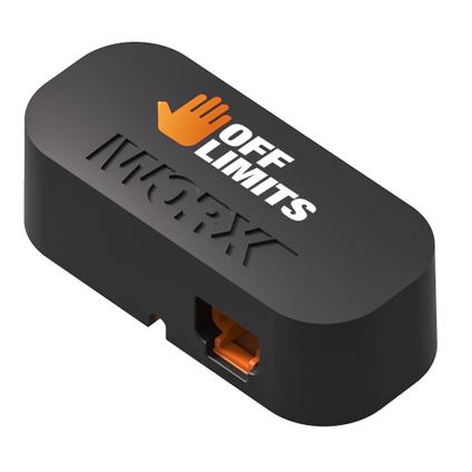 Box de clôture virtuelle pour tondeuse-robot Worx 'Off Limits' 5V