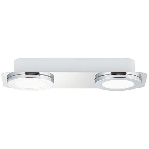 Aquavive applique LED Simi chrome 2x5W