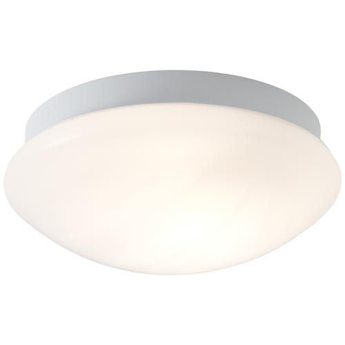 Aquavive wandlamp Samos wit E27