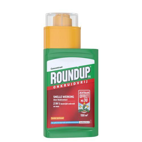 Roundup onkruid- en mosbestrijder Natural concentraat 270ml