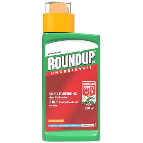 Roundup onkruidbestrijder Natural concentraat 540ml