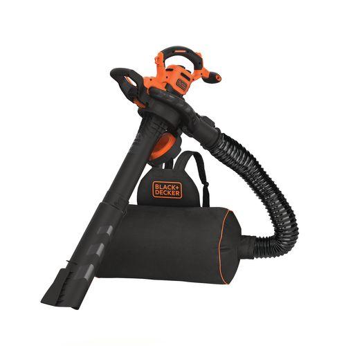 Black+Decker bladzuiger en bladblazer BEBLV300