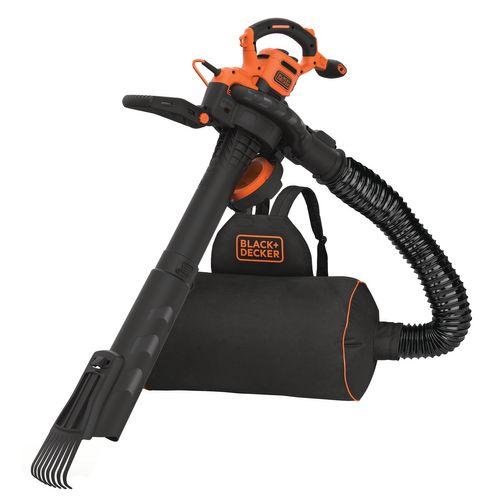 Black+Decker elektrische bladblazer BEBLV301-QS